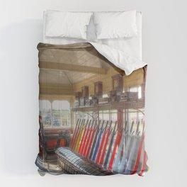 Signal Box Comforters