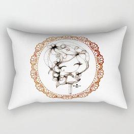 princessmi - sweet girl Rectangular Pillow
