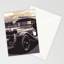 Mille miglia Alfa Stationery Cards