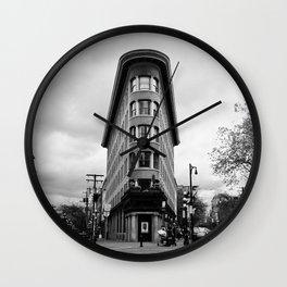 Hotel Europe Wall Clock