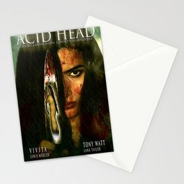 Acid Head: The Buzzard Nuts County Slaughter (2011)' - Movie Poster Stationery Cards