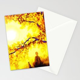 Bless the lord oh my soul and all that is within me Stationery Cards