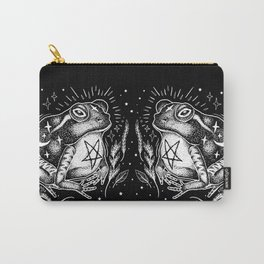 BLACK TOAD Carry-All Pouch