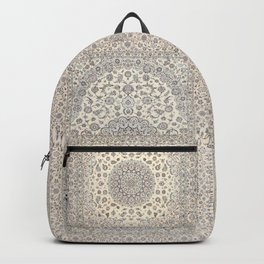 Bohemian Farmhouse Traditional Moroccan Art Style Texture Backpack