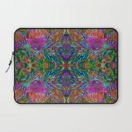 Buddha 5 geometry III Laptop Sleeve