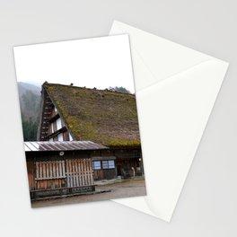Shirakawa-gō 3 Stationery Cards