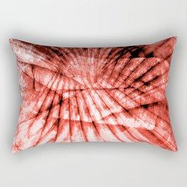 RED MARITIME SOUND Rectangular Pillow
