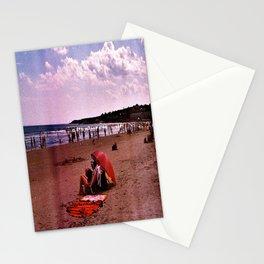 ogunquit beach Stationery Cards