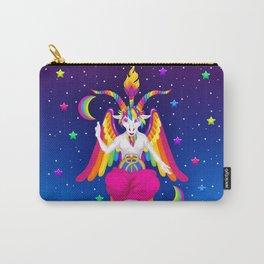 1997 Neon Rainbow Baphomet Tasche