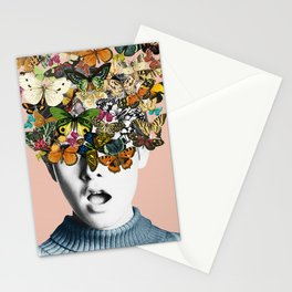 Twiggy Surprise Stationery Cards