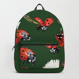 Ladybug flight Backpack