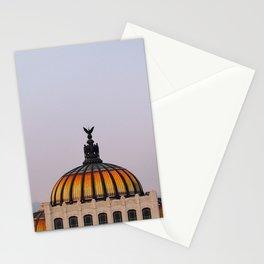 Palacio de Bellas Artes Mexico City Landscape Stationery Cards