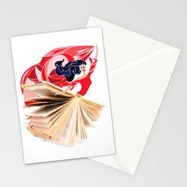 Book Dress Stationery Cards