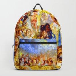 William Turner Heidelberg Castle Backpack