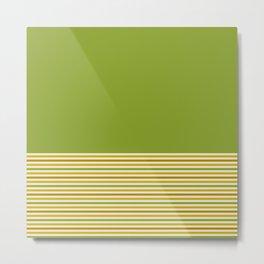 Pastel color cute concept  Metal Print