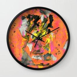 THRASHED! Wall Clock