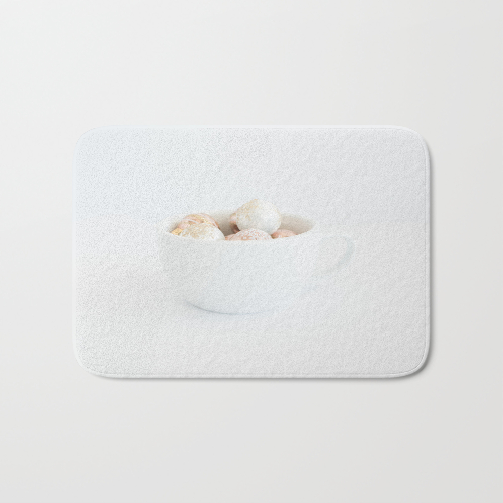 A Cup Of Goodness Bath Mat by Twigyposts BMT7770582