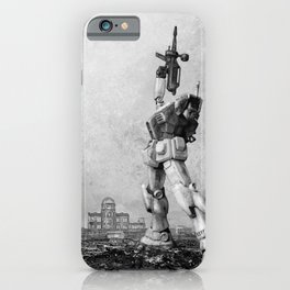 Hiroshima Last Shot iPhone Case