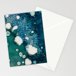 Ink Flow No. 6 Stationery Cards