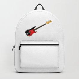 Fretless Bass Guitar Backpack