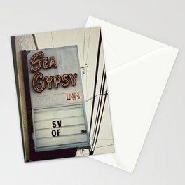 Sea Gypsy Inn Stationery Cards