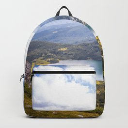 Above the lake Backpack