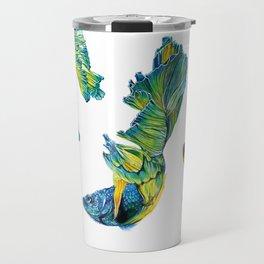Ocean Dream- Betta Fish Travel Mug