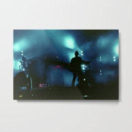 CLOSE ENCOUNTERS - Liam Howlett / The Prodigy Metal Print