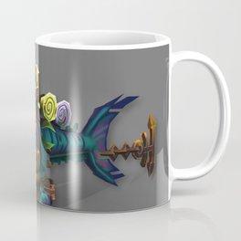Nibblers the Misfit Shark Coffee Mug