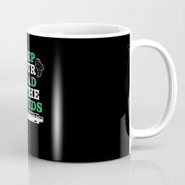 Clouds Shirt - Keep Head In Clouds Coffee Mug