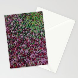 Hojas Caidas Stationery Cards