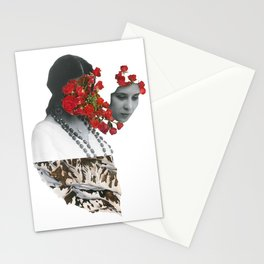 amor flamenco Stationery Cards