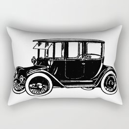 Old car 2 Rectangular Pillow
