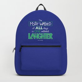 Laughter Backpack