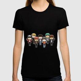 All bts chibi T-shirt