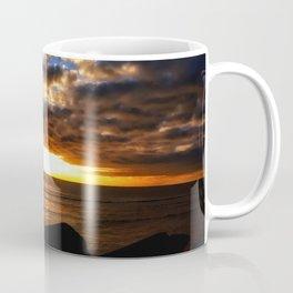 Sunset on the Ocean Coffee Mug
