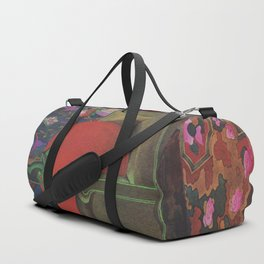 Therapy With A Tomato Milton Glaser - Tomato- Something unusual is going on here - 1978 Duffle Bag