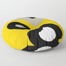 Mid Century 16 Floor Pillow