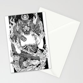 No Miracles Here Today Stationery Cards
