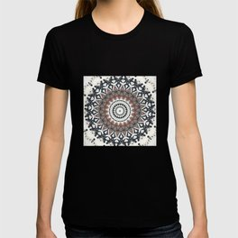 Graffiti Wall Kaleidescope T-shirt