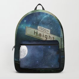 Haight Ashbury Vibes Backpack