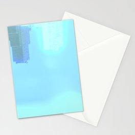 Fly: Glimpse Under Water Stationery Cards