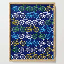Bicycle Serving Tray