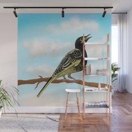 The Regent Honeyeater - Australian Precious Bird Wall Mural