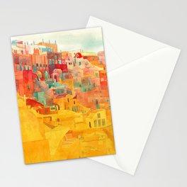 Summer on Mykonos Stationery Cards