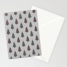 ornamental! red sm. Stationery Cards