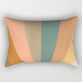 Take It Easy, Sunshine Rectangular Pillow