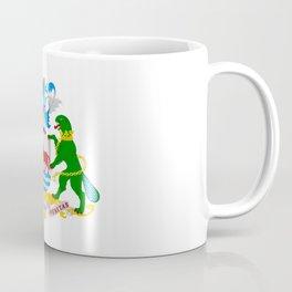 flag of Oxford Coffee Mug