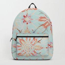 Mistica on light blue Backpack
