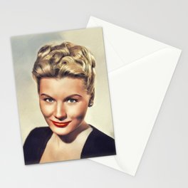 Barbara Payton, Actress Stationery Cards